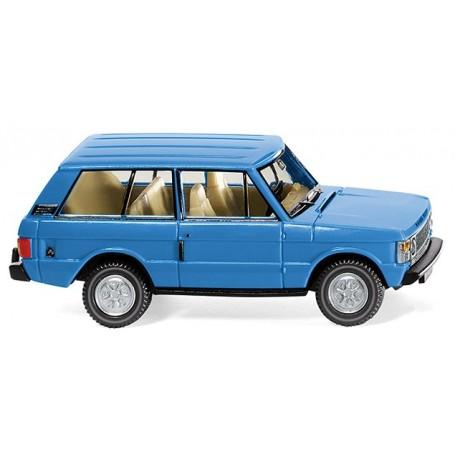 Wiking 10502 Range Rover - blue, 1970