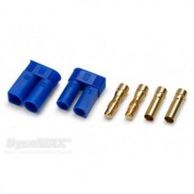 Dynomax B9589 Kontakt EC5 5mm par