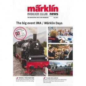 Märklin INS042017 Märklin Insider 04/2017