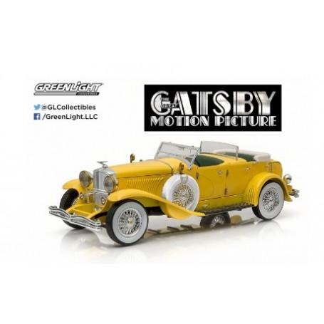"""Greenlight 12927 Duesenberg II SJ """"Gatsby Motion Picture"""""""
