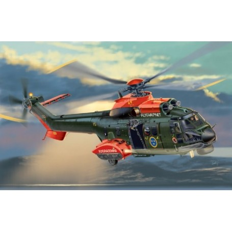 Italeri 1325 Helikopter AS.532 Cougar