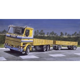 Italeri 770 Scania 142M Flat Bed