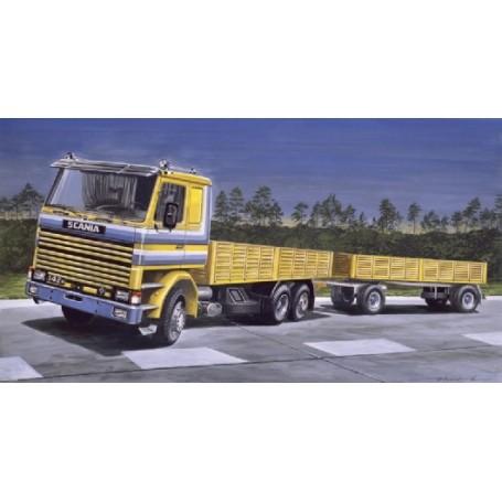 Italeri 770 Scania 142M Flat Bed
