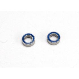 Traxxas 5124 Kullager 4x7x2.5 , blå tätad, 2 st