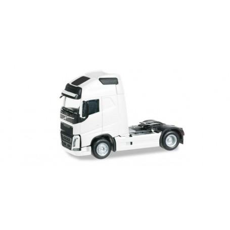 Herpa 303972.3 Volvo FH Gl. XL rigid tractor, white
