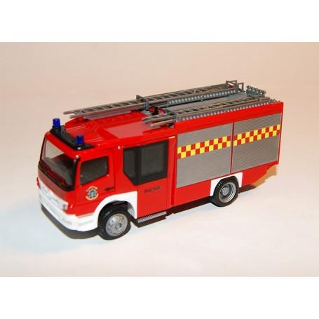 "AHM AH-648 Mercedes Benz Atego Ziegler ""Stockholms Brandförsvar - Släckbil"""