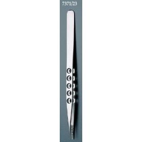 Amati 7371.23 Pincett, rak, 16.5 cm