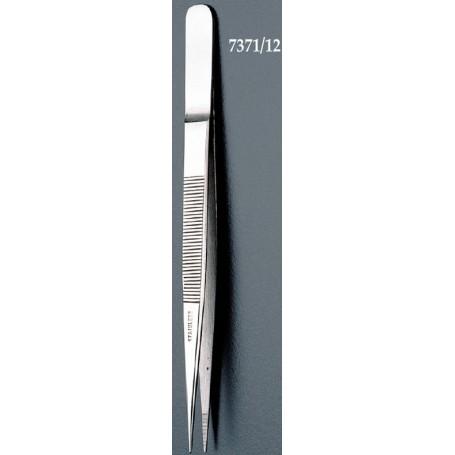 Amati 7371.12 Pincett, rak rund nos, för dekaler