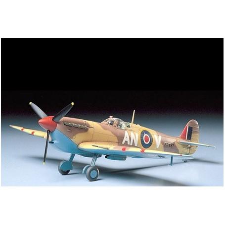 Tamiya 61035 Flygplan Supermarine Spitfire Mk.VB Trop