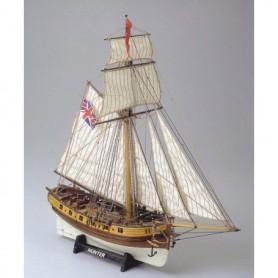 Mamoli MV35 Hunter British armed cutter 1797
