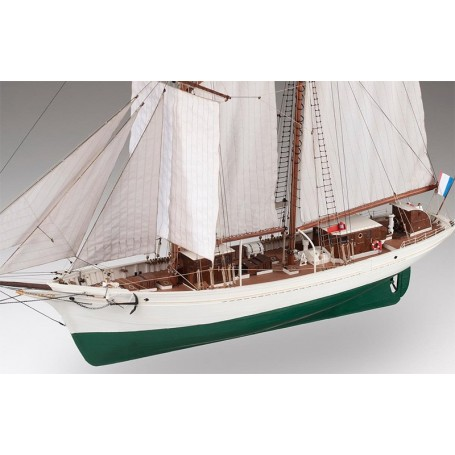 Dusek D021 La Belle Poule - School schooner of French navy