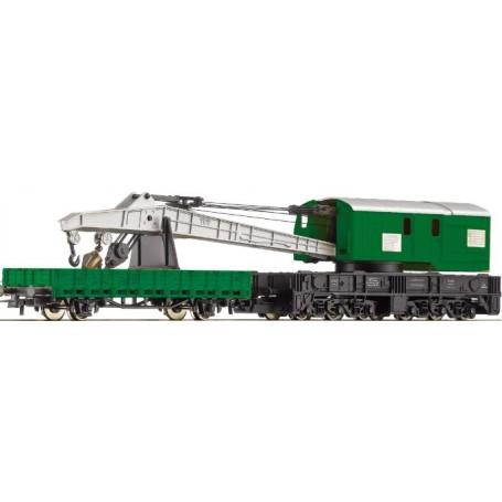 Roco 00169 Kranvagn typ CSD EDK 950
