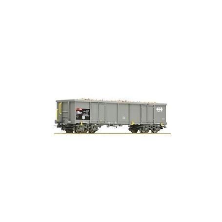 Roco 00171 Öppen godsvagn 532 0 755-2 Eaos typ SBB/CFF/FFS med last av betor