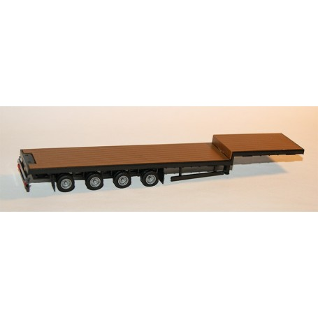 AMW 90636.1 Svanhalstrailer, 4-axlig