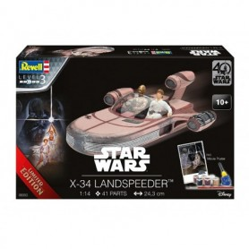 "Revell 06050 Star Wars X-34 Landspeeder ""Gift Set"" ""Limited Edition"""