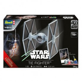 "Revell 06051 Star Wars Tie Fighter ""Gift Set"" ""Limited Edition"""