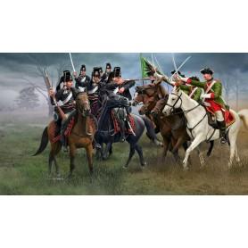 Revell 02453 Figurer Seven Years War Austrian Dragoons + Prussians Hussar