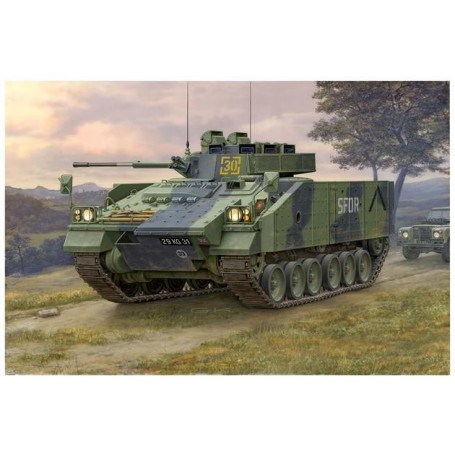 Revell 03144 Tanks Warrior MCV Add-on armour