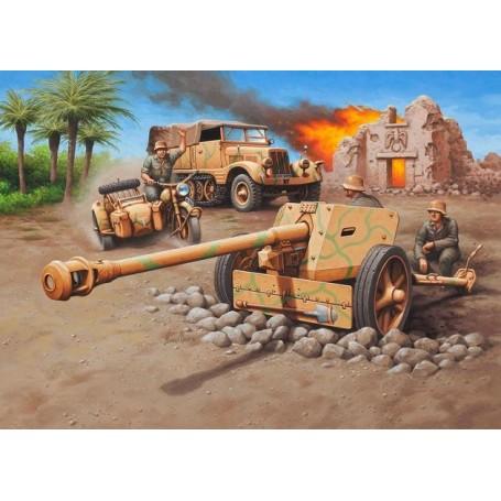 Revell 03252 Sd.Kfz.11 + 7,5 cm Pak 40