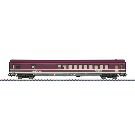 """Märklin 43948 Partyvagn typ WGmh 804/854 """"Euro-Express"""""""