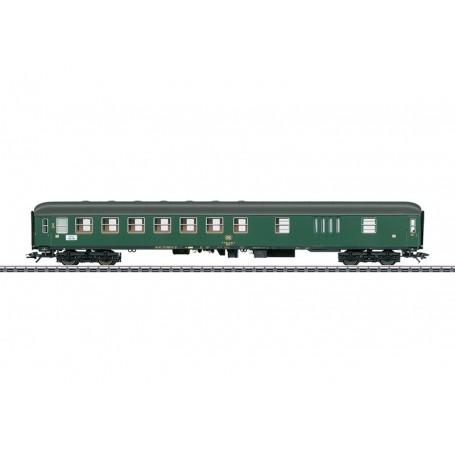 Märklin 43952 Personvagn 2:a klass BDüms 273 DB med baggageavdelning