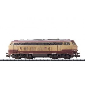 Trix 16275 Diesellok klass 217 001-7 typ DB AG, vädrad version
