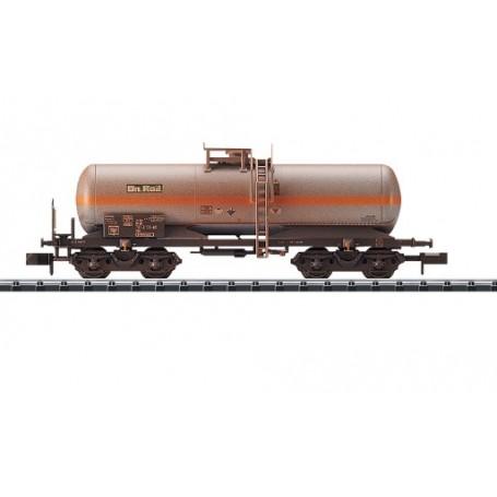 """Trix 15582 Kloringastankvagn typ DB AG """"On Rail"""", vädrad"""