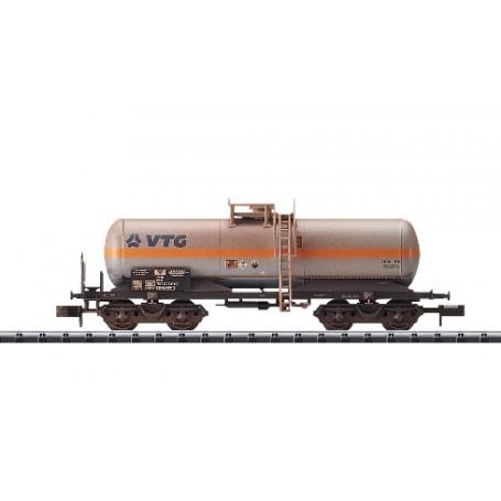 """Trix 15590 Kloringastankvagn typ DB AG """"VTG"""", vädrad"""
