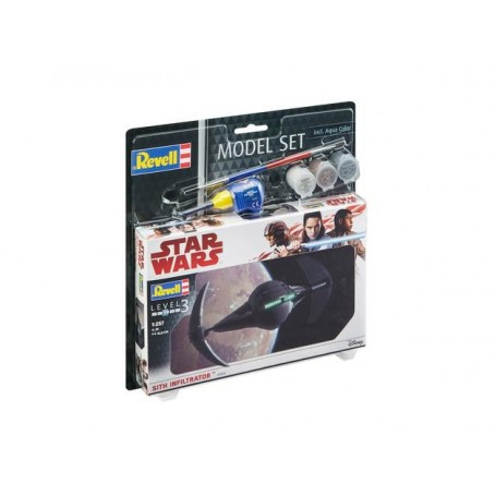 Revell 63612 Star Wars Sith Infiltrator 'Model Set'