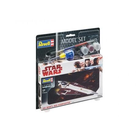 Revell 63614 Star Wars Obi Wan's Jedi Starfighter 'Model Set'