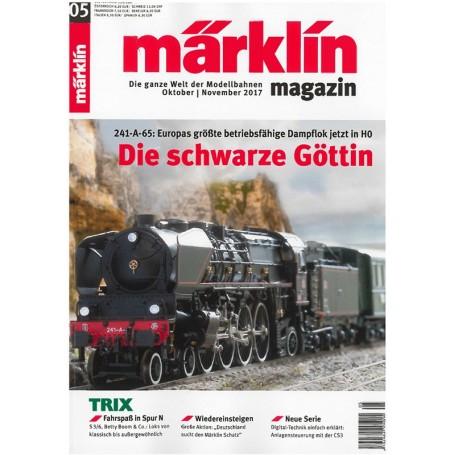 Märklin 286156 Märklin Magazin 5|2017 Tyska