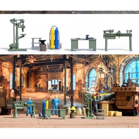 Busch 1185 Workshop Equipment