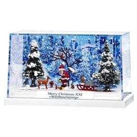 "Busch 7651 Litet diorama ""Merry Christmas XXI"". PC-Box"