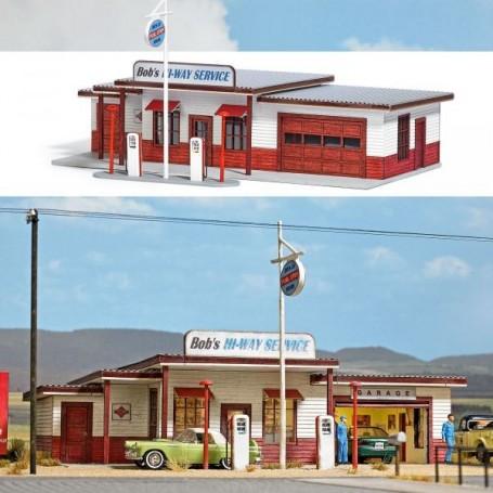 Busch 9723 Gas Station