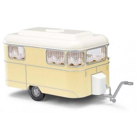 Busch 51700 Husvagn 'Nagetusch', beige
