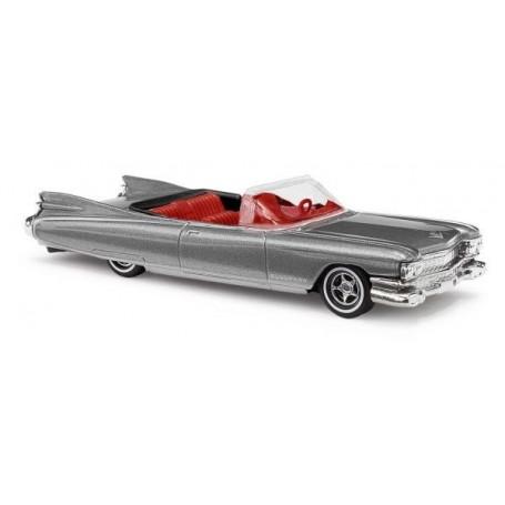 Busch 45121 Cadillac Eldorado, metallic silver, 1959