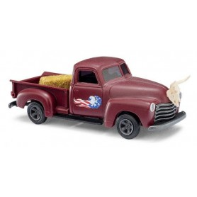 "Busch 48237 Chevrolet Pick-Up ""Ranch Truck"""