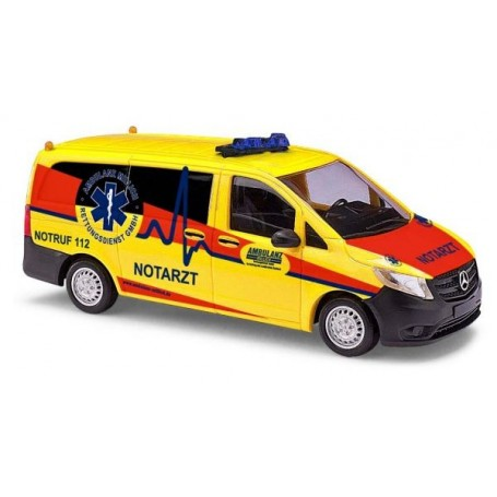 Busch 51115 Mercedes Benz Vito 'Ambulanz'