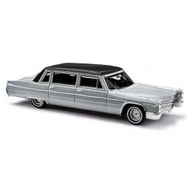 Busch 42958 Cadillac Limousine 1966, silver