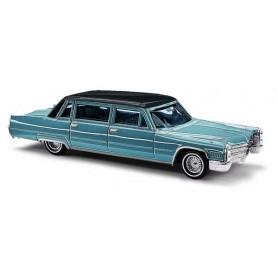 Busch 42960 Cadillac Limousine 1966, blå metallic