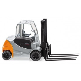 Wiking 66361 Forklift truck Still RX 60 with four forks
