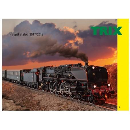Trix 19820 Trix Katalog 2017|2018 Tyska