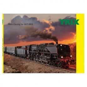 Trix 19821 Trix Katalog 2017|2018 Engelska