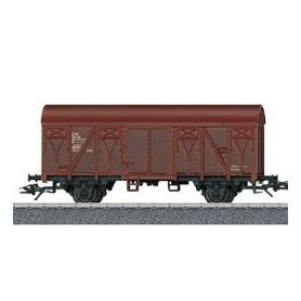 """Märklin 00181 Godsvagn Gs 21 RIV 74 S-GC 120 2 610-6 """"Green Cargo"""""""