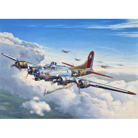 Revell 04283 Flygplan B-17G Flying Fortress