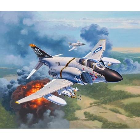 Revell 03941 Flygplan F-4J Phantom II