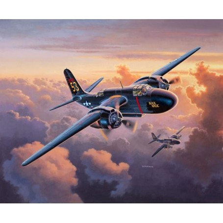 Revell 03939 Flygplan P-70 Nighthawk