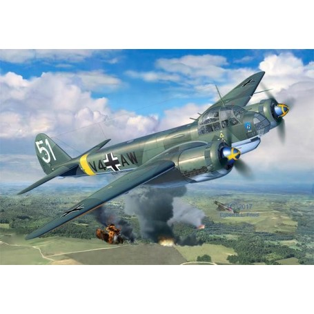 Revell 03935 Flygplan Junkers Ju88 A-4