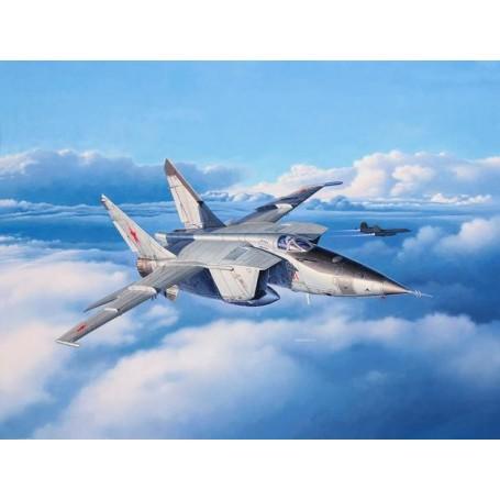 Revell 03931 Flygplan MiG-25 RBT FOXBAT B