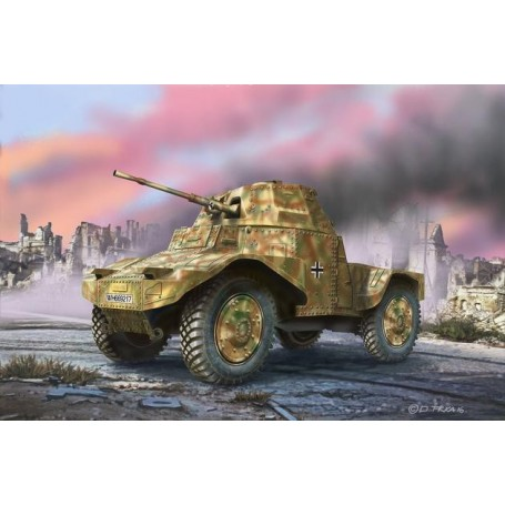 Revell 03259 Markfordon Armoured Scout Vehicle P204(f)